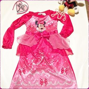 Disney...Minnie Mouse Gown/Costume